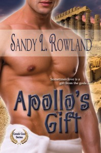 APOLLO's GIFT - Front Cover (for Barnes and Noble)