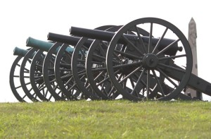 CW cannons