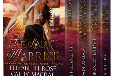 Lady'swarriorwide