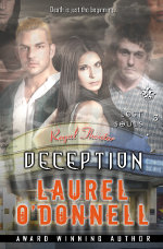 Deception - episode 3 in the Lost Souls urban fantasy series by Laurel O'Donnell