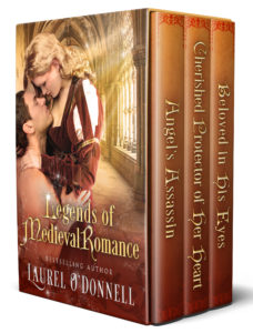 Legends of Medieval Romance by Laurel O'Donnell