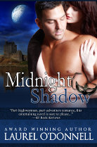 Midnight Shadow - medieval romance novel by Laurel O'Donnell