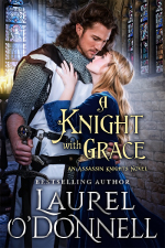 O'Donnell, Laurel- A Knight with Grace 150x225