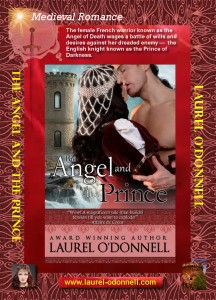 Romance Trading Cards featuring Ryen DeBouriez from The Angel and the Prince