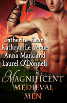 Magnificent Medieval Men - Medieval Romance Novel Boxed Set Collection