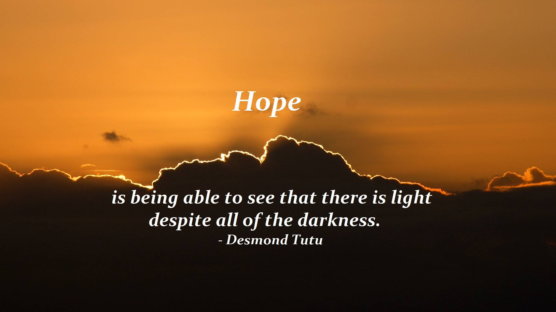 hope inspirational Quote